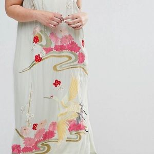 ASOS Curve Slip Dress *NEVER WORN